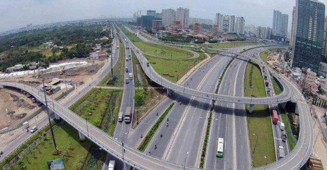 quy hoạch đô thị, công trình giao thông TP.HCM, vốn ngân sách