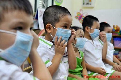 Cách điều trị cúm A H1N1 ở trẻ em