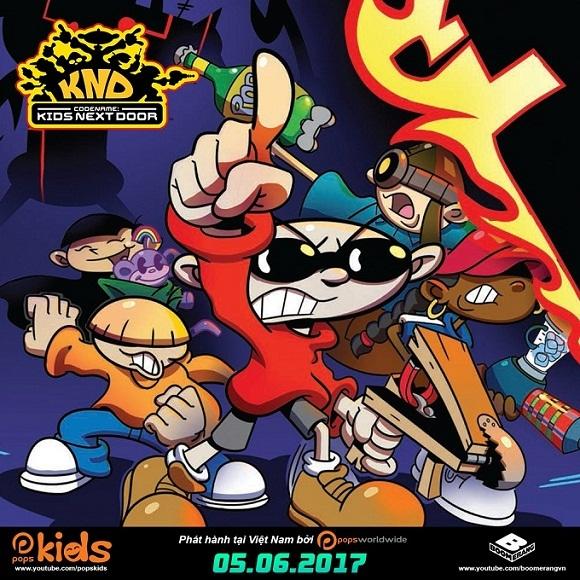 Bộ 3 phim hoạt hình đình đám của Cartoon Network được lồng tiếng Việt