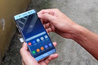 Cận cảnh chiếc Galaxy Note 7 Refurbished đầu tiên tại VN, giá 15 triệu
