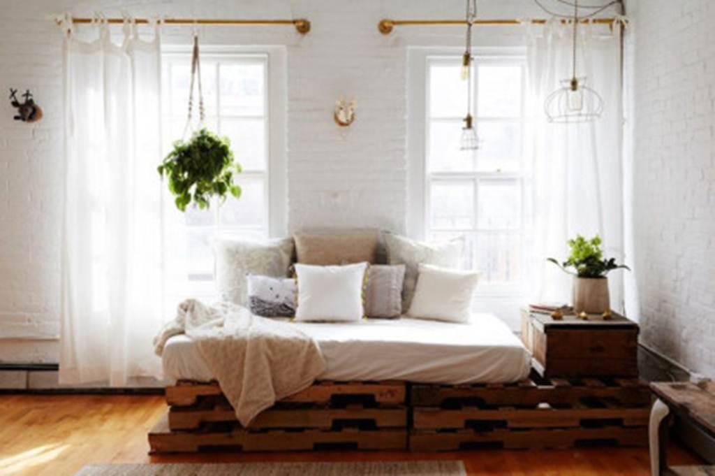 căn hộ, phong cách vintage, nội thất