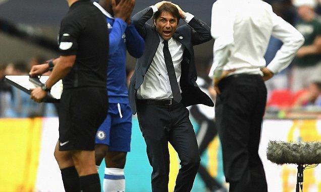Conte, Chelsea, Lukaku, MU