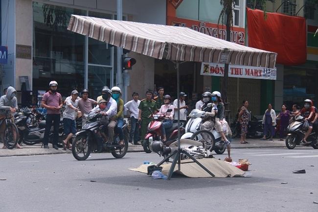 tai nạn liên hoàn, thương vong, Đà Nẵng, tai nạn giao thông