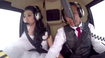 Khoảnh khắc cô dâu tử nạn trên đường đến lễ cưới bằng trực thăng