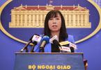 Bộ Ngoại giao thông tin vụ người Việt thiệt mạng ở vùng biển TQ