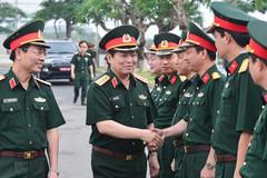 Bộ trưởng Quốc phòng: Phấn đấu có thêm nhiều Viettel