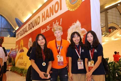Hơn 3.600 học sinh quốc tế tranh tài The World Scholar's Cup