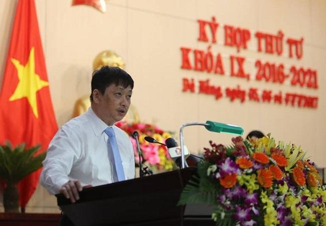 Miễn nhiệm chức vụ Phó chủ tịch TP Đà Nẵng