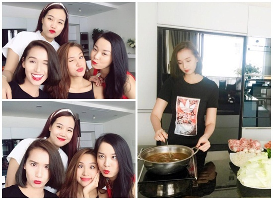 Phương Thanh,Quang Vinh,Bảo Thy,Hồ Ngọc Hà,Lê Thúy,Đặng Thu Thảo