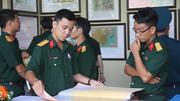Triển lãm chủ quyền đến với Bộ tư lệnh Quân khu 5