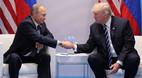 Hai Tổng thống Putin và Trump lần đầu gặp mặt