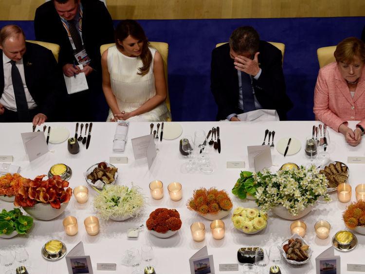 Tổng thống Trump-Putin nói về cáo buộc Nga can thiệp bầu cử Mỹ