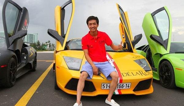 Cường đôla, Nguyễn Quốc Cường, Hồ Ngọc Hà, siêu xe, Quốc Cường Gia Lai, Nguyễn Thị Như Loan