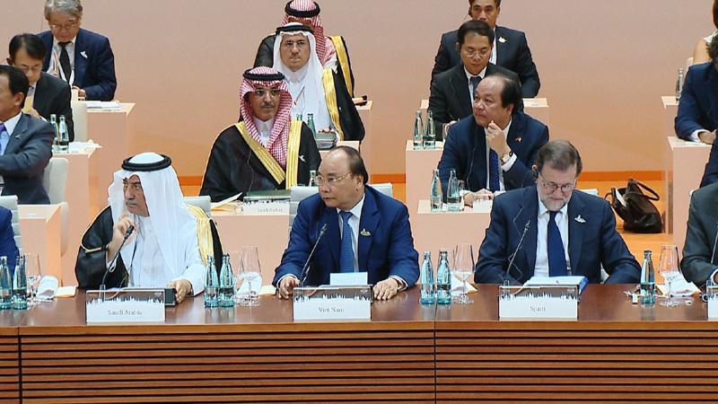 Thủ tướng dự hội nghị Thượng đỉnh G20
