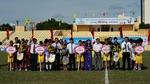Khai mạc Giải Bóng đá Thiếu niên toàn quốc 2017