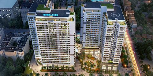 Rivera Park Hà Nội: Chọn mua nhà thật ở dự án chuẩn