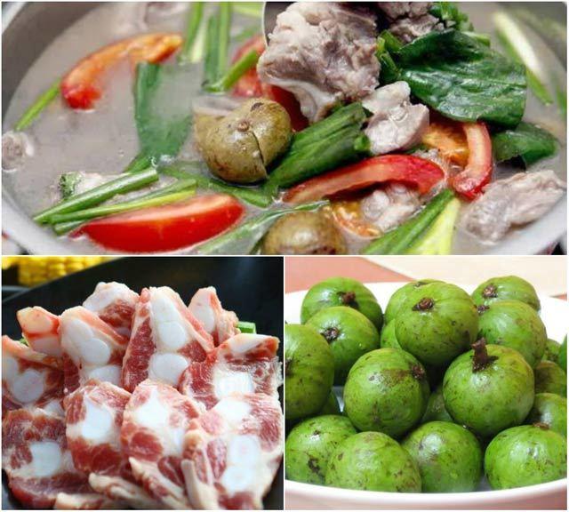 món ngon, món ngon từ thịt lợn, món ngon mỗi ngày