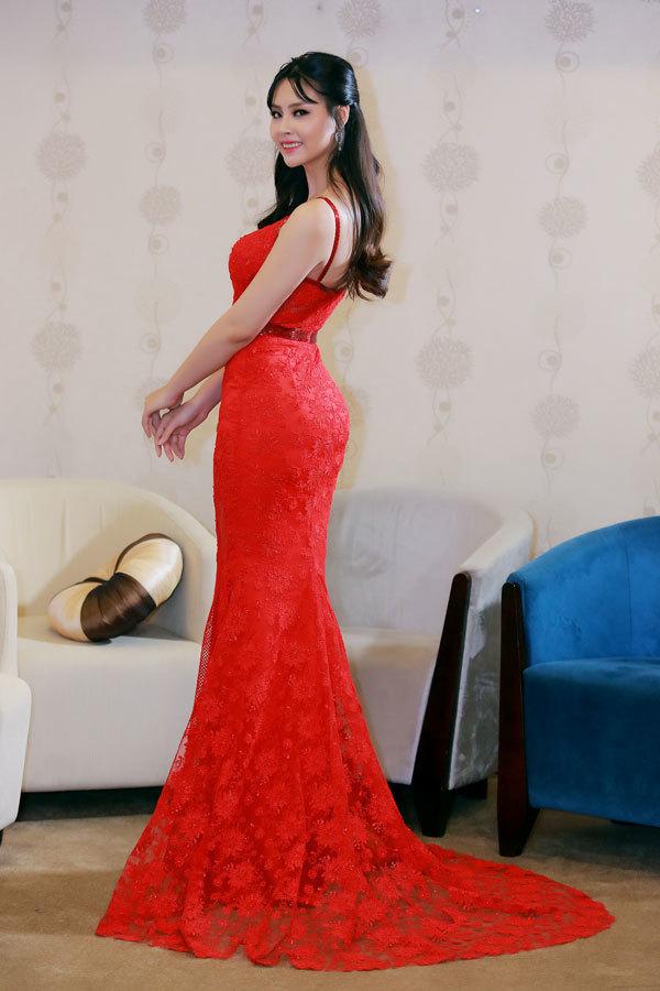 Hoa hậu Thuỳ Trang, tài sắc trang an