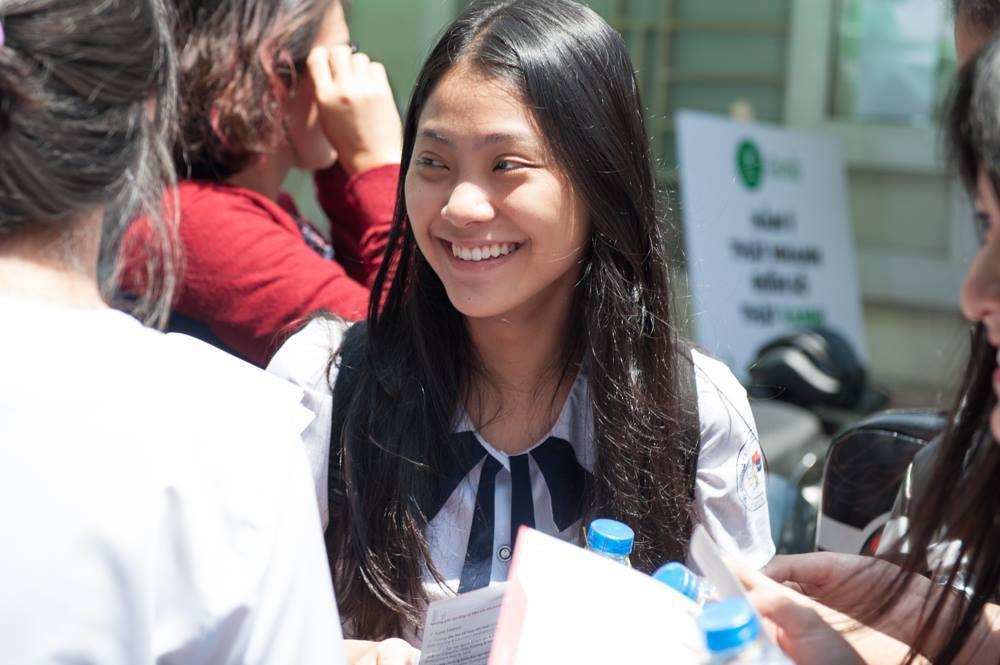 Thi THPT quốc gia, Thi trung học phổ thông quốc gia, Điểm thi THPT quốc gia 2017, tuyển sinh đại học 2017