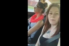 Tai nạn ô tô chết người khi cô gái đang livestream