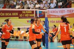 VTV Cup: Kim Huệ toả sáng, nữ Việt Nam thắng tưng bừng