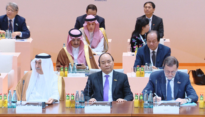 Thủ tướng đề nghị lập Diễn đàn toàn cầu về khởi nghiệp