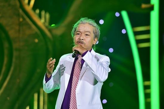 Mỹ Linh giật mình vì Quốc Thiên quá giống nhạc sĩ Trần Tiến