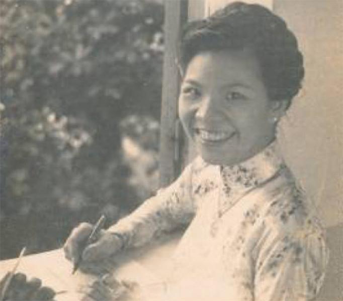 Người phụ nữ đầu tiên ở Sài Gòn làm bảo hiểm tư nhân