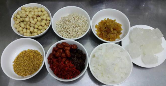 Cách làm chè quế hoa bổ dưỡng