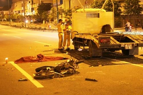 tai nạn, đối đầu, tai nạn giao thông, chạy ngược chiều, đường Phạm Văn Đồng, Sài Gòn