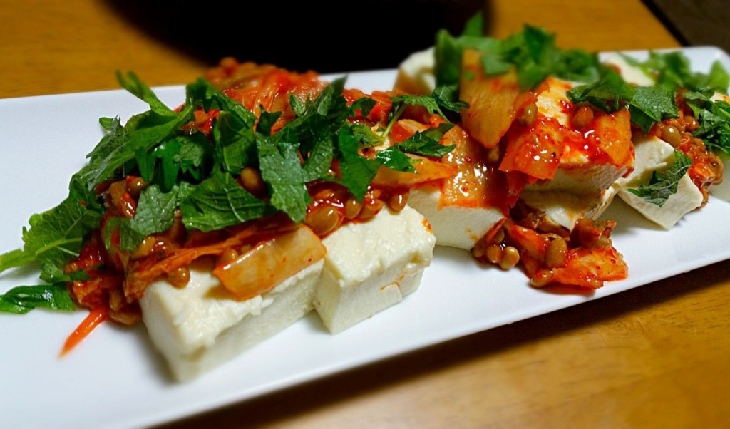 Món ngon từ đậu phụ trong ẩm thực Nhật