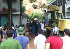 Hà Giang: Quán internet bị vùi lấp, 2 bé trai thiệt mạng