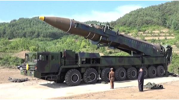Triều Tiên, Kim Jong Un, tên lửa Triều Tiên, tình hình Triều Tiên