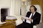 Vì sao chuyên cơ của Putin phải bay vòng khi tới G20