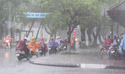 Dự báo thời tiết 10/7: Miền Bắc mưa thêm 6 ngày nữa