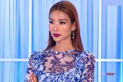 The Face tập 5: Hoàng Thùy bức xúc đối chất giám khảo vì Minh Tú thắng