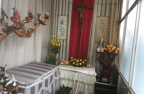 'Bàn tay' ám ảnh trong nghĩa trang chôn cất hàng ngàn thai nhi