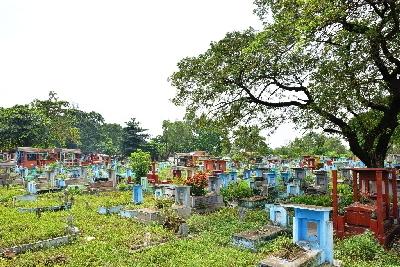 nghĩa trang Bình Hưng Hòa, quy hoạch đô thị TP.HCM, nghĩa trang lớn nhất TP.HCM