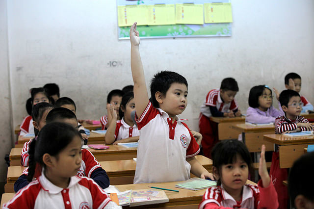 học sinh, giáo viên, đổi mới giáo dục