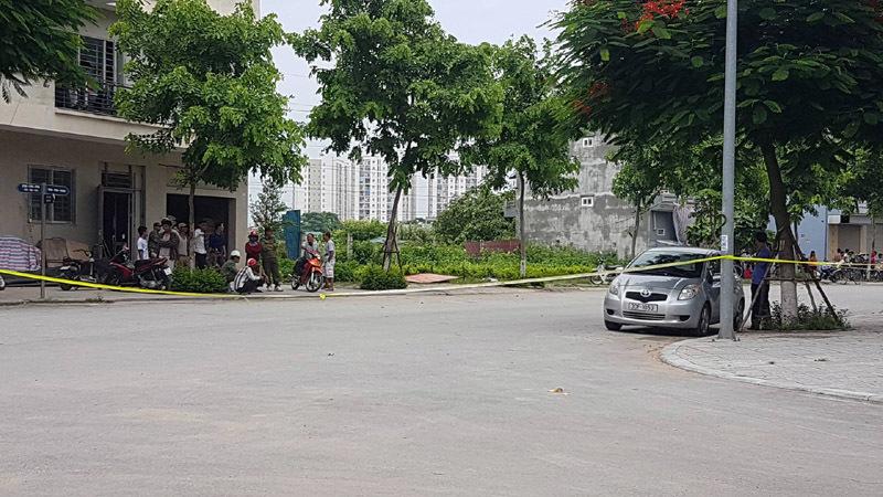 Hà Nội: Người đàn ông treo cổ trong chung cư bỏ hoang