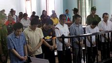 Băng trộm vàng khét tiếng miền Tây lãnh án 89 năm tù