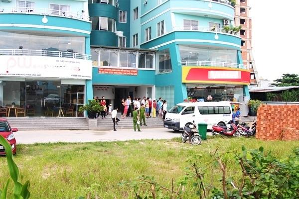 Nghi rơi từ tầng 16 chung cư ở Sài Gòn, người đàn ông chết thảm