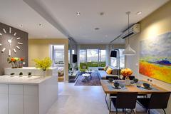 Cạnh tranh bán căn hộ: Đua ra hàng, tăng khuyến mại