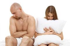 Dấu hiệu của bất lực ở đàn ông