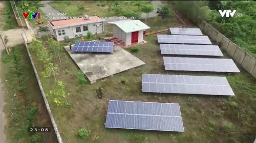 Nhiều cơ hội phát triển năng lượng xanh sạch ở Việt Nam