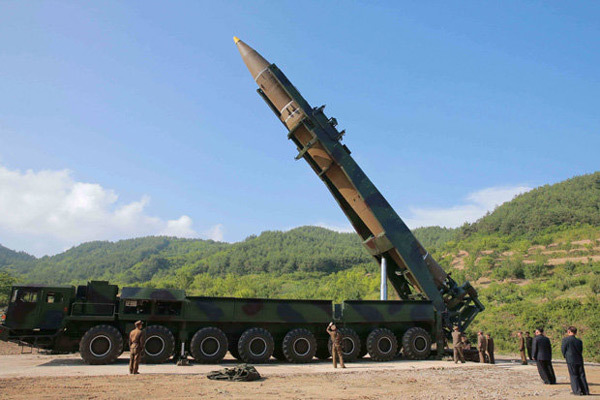 Triều Tiên, tình hình Triều Tiên, tên lửa Triều Tiên,Kim Jong Un