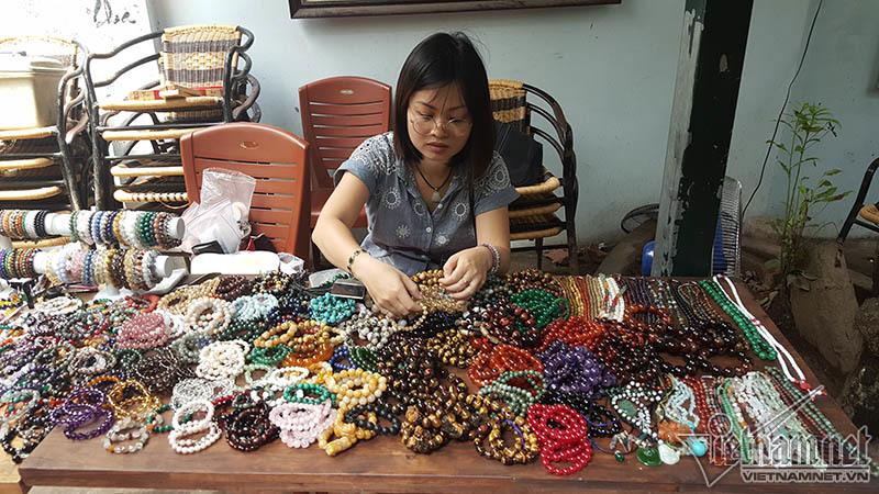 chợ đá quý,đá quý,Hà Nội