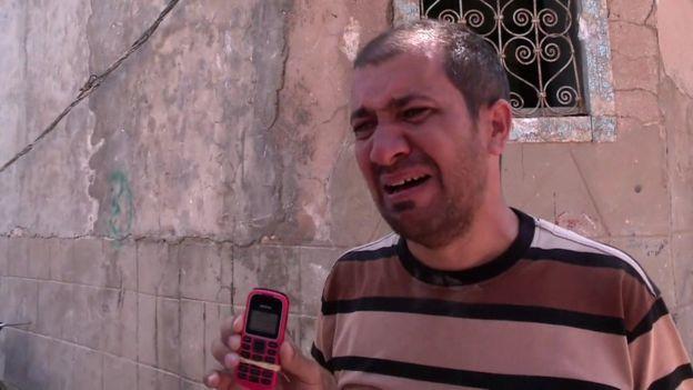 Nỗi đau đớn ở thành phố vừa thoát khỏi tay IS