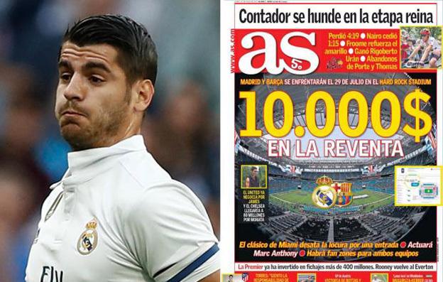 Martial 'bán xới' khỏi MU, Chelsea ngã giá Morata 70 triệu bảng