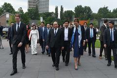 Thủ tướng thăm trường đại học tốt nhất Hà Lan